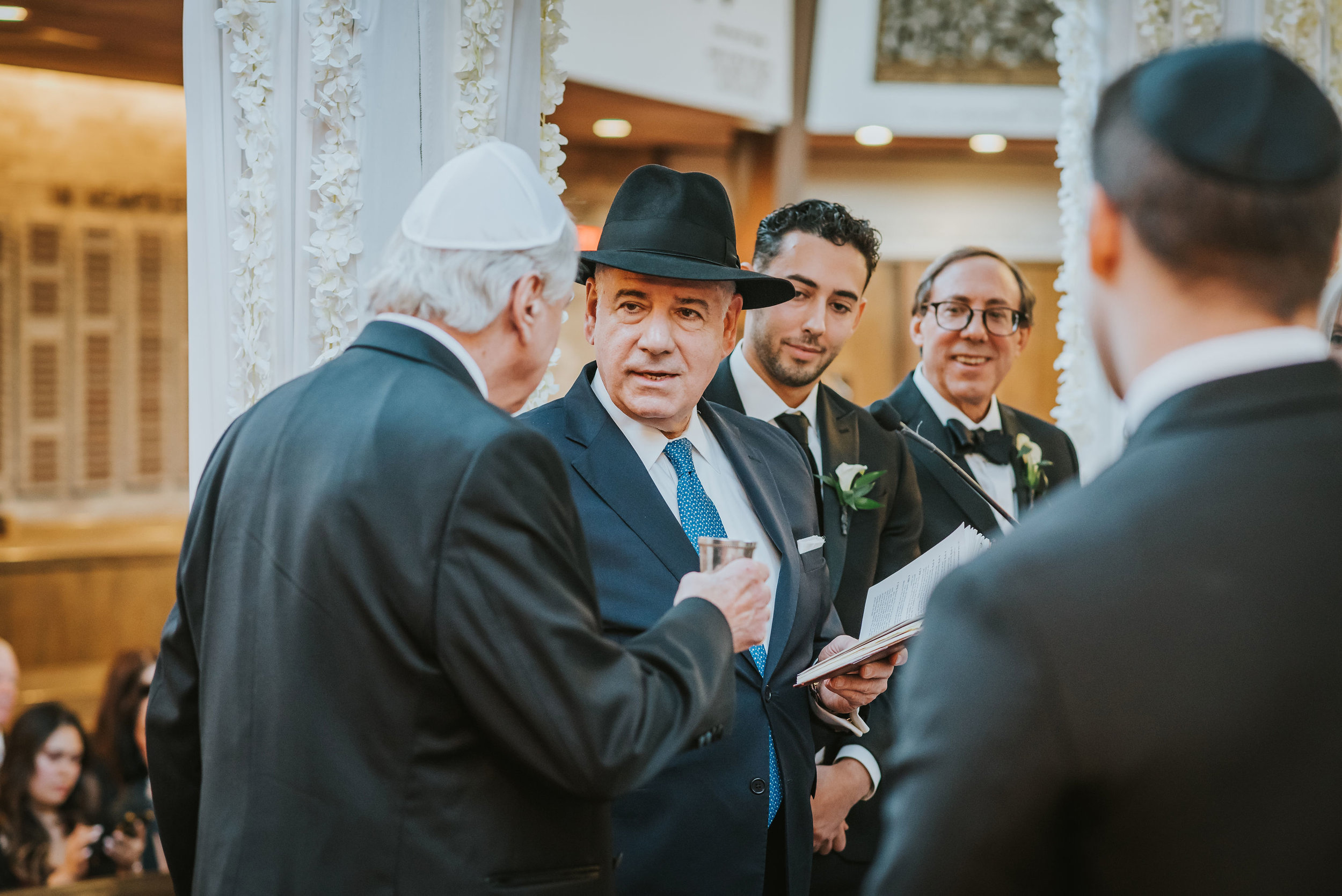 Ilyse and Max - The Sephardic Temple of Cedarhurst Wedding Long Island NYC 076.jpg