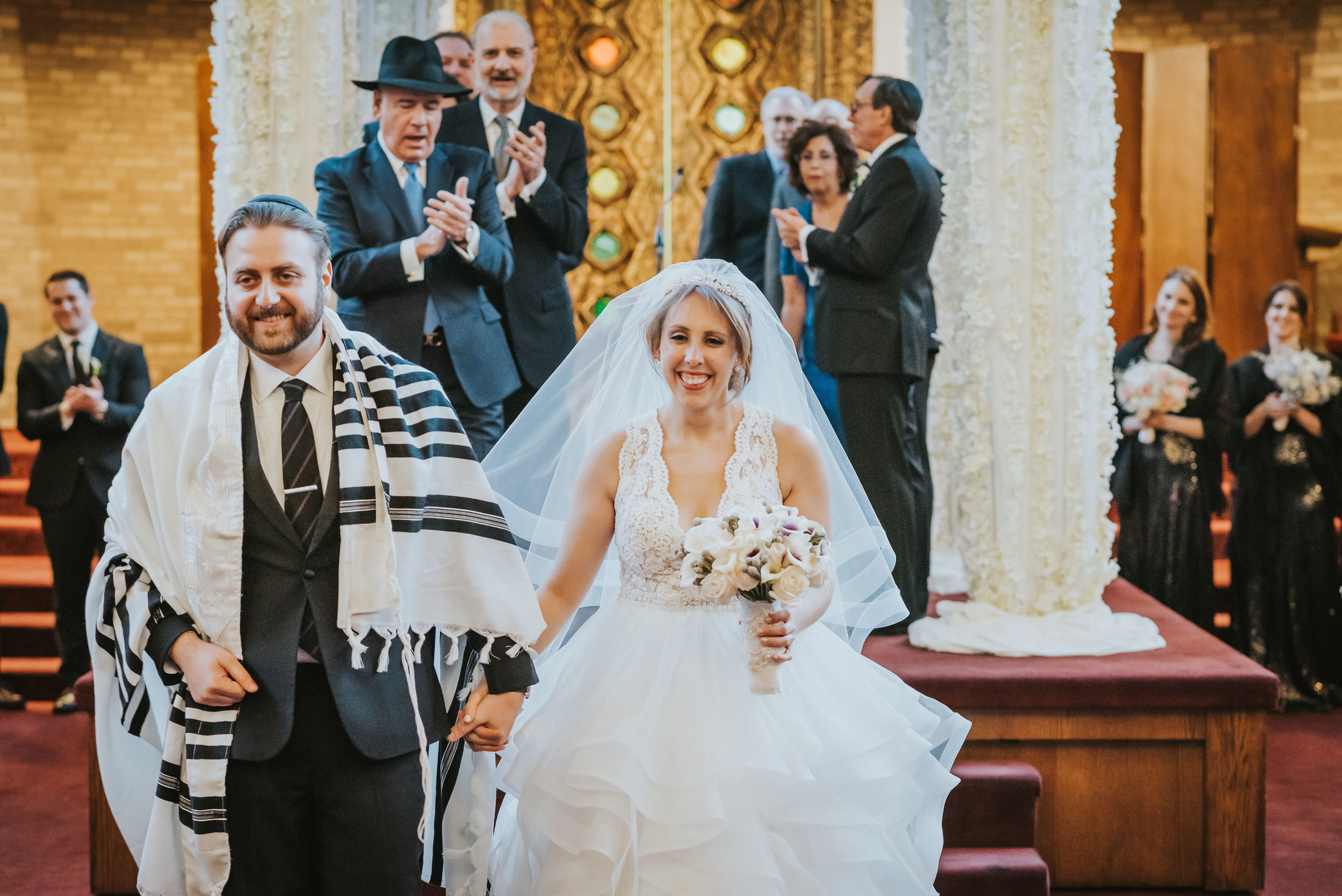 Ilyse and Max - The Sephardic Temple of Cedarhurst Wedding Long Island NYC 082.jpg