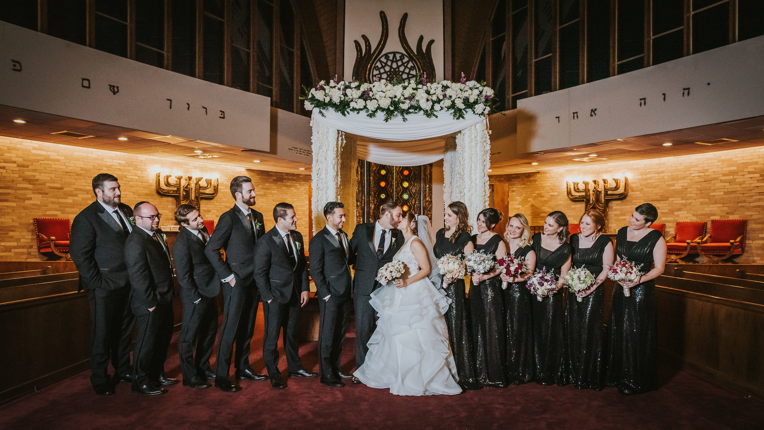 Ilyse and Max - The Sephardic Temple of Cedarhurst Wedding Long Island NYC 090.jpg