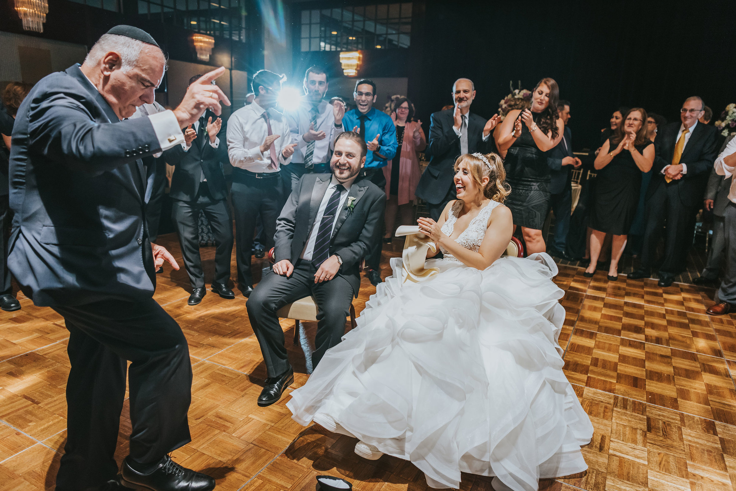 Ilyse and Max - The Sephardic Temple of Cedarhurst Wedding Long Island NYC 110.jpg