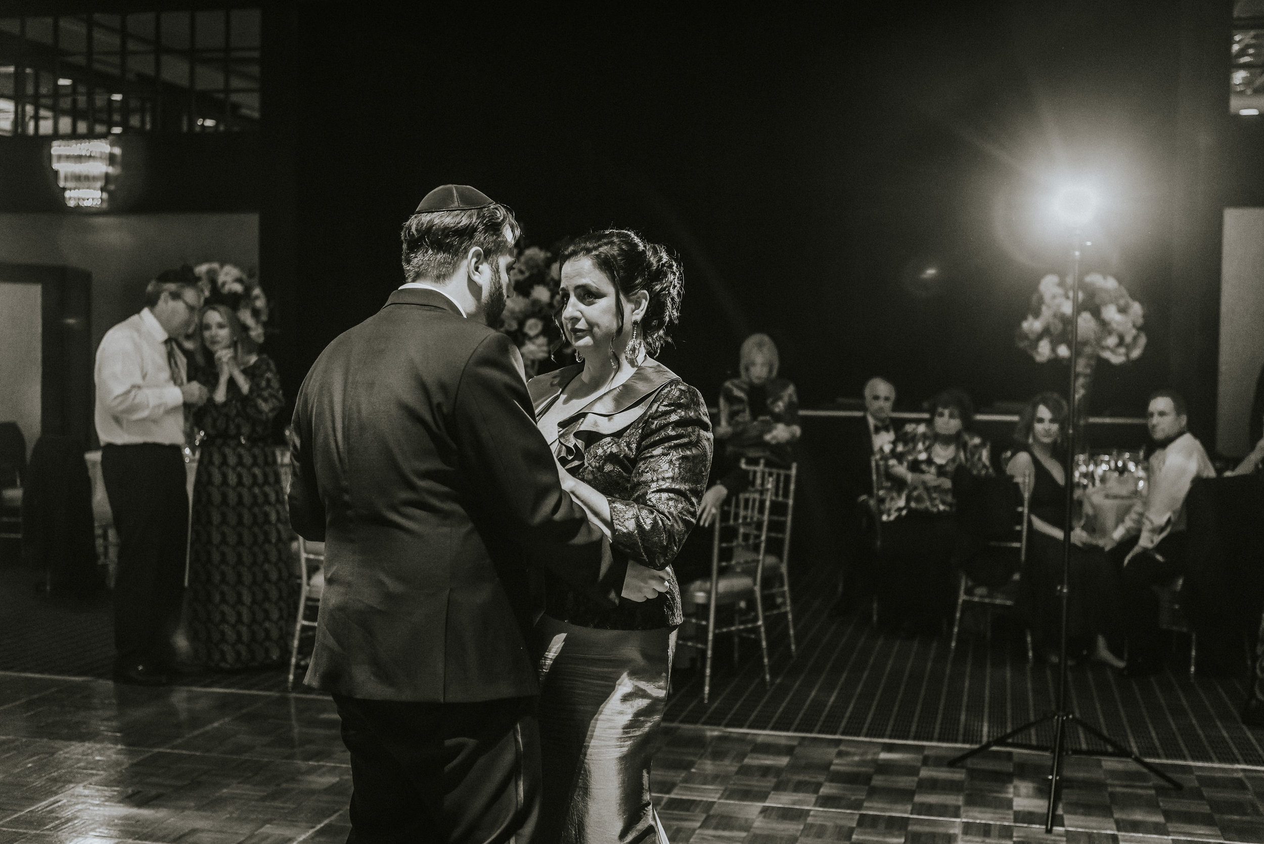 Ilyse and Max - The Sephardic Temple of Cedarhurst Wedding Long Island NYC 134.jpg