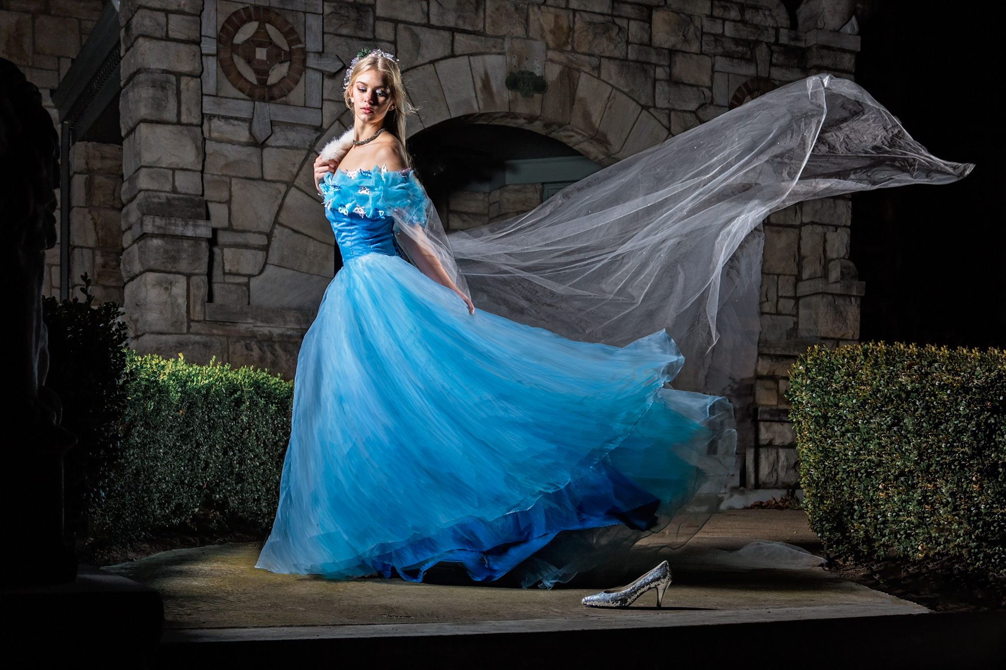 Romance Productions - Local Kansas City group working together achieving a fantasy styled images.