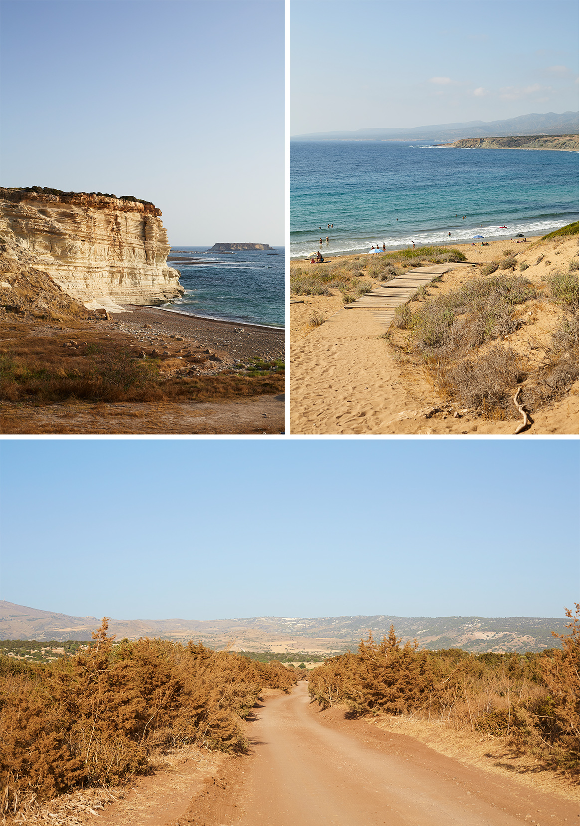 Discover hidden gems like Lara Beach by going off road