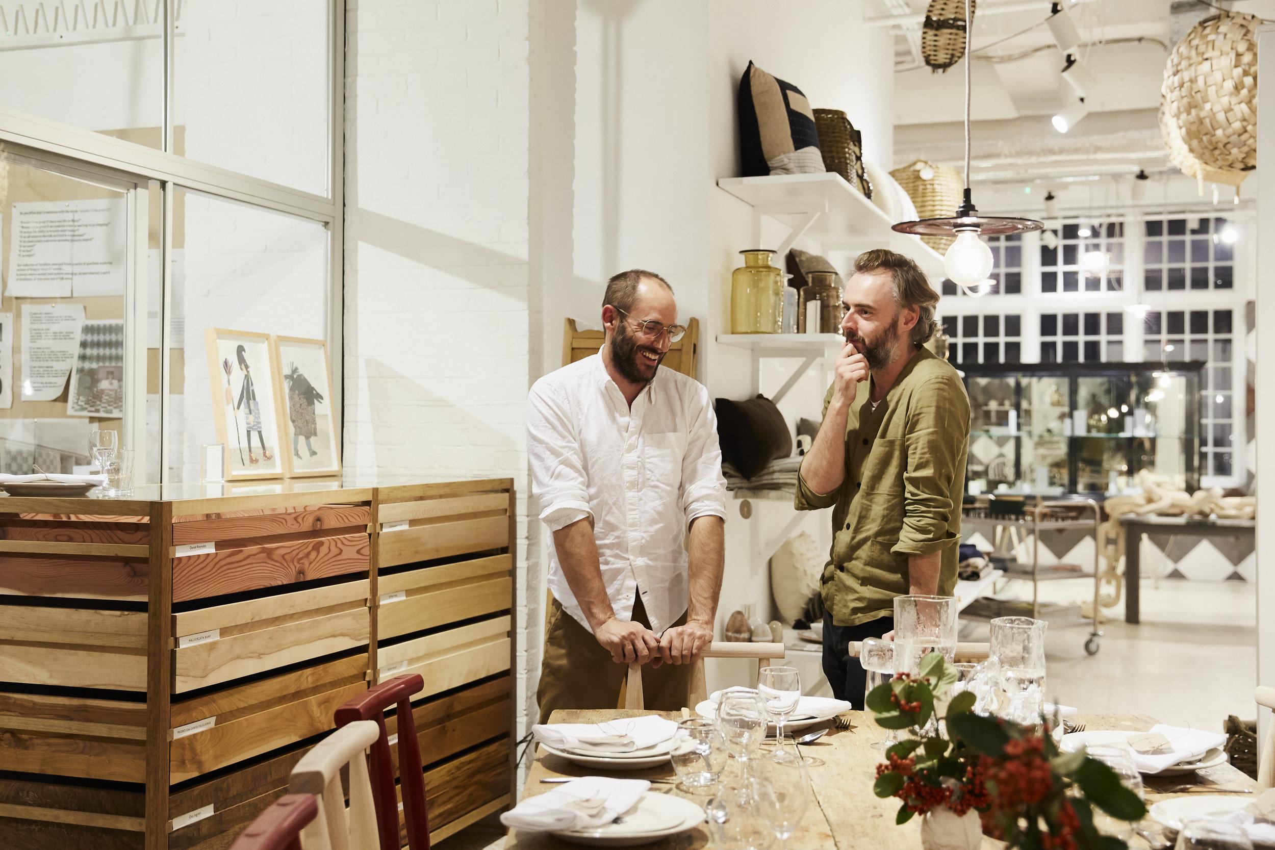 Simon Astridge & Gareth Neil