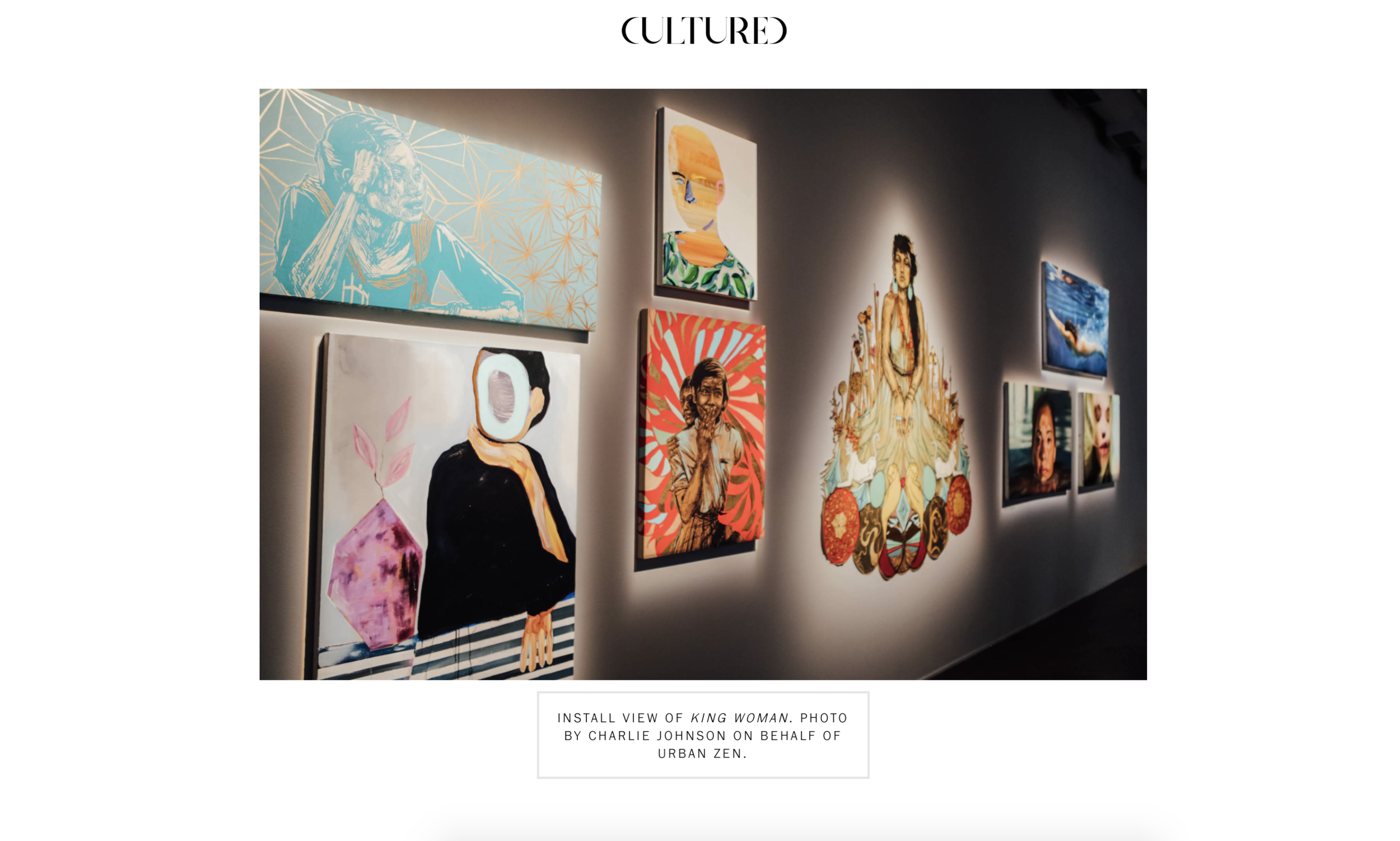 - Urban Zen Event CoverageCultured Magazine Donna Karan Event Coveragehttps://www.culturedmag.com/donna-karan/