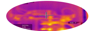 Electrical thermal imaging scan click to learn more about thermal imaging.