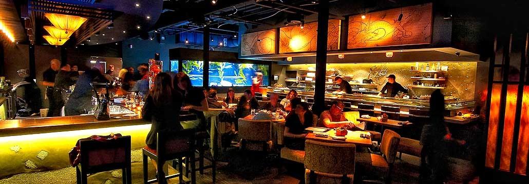 Senbu Sushi Bar, Restaurant & Cocktails at Night.jpg