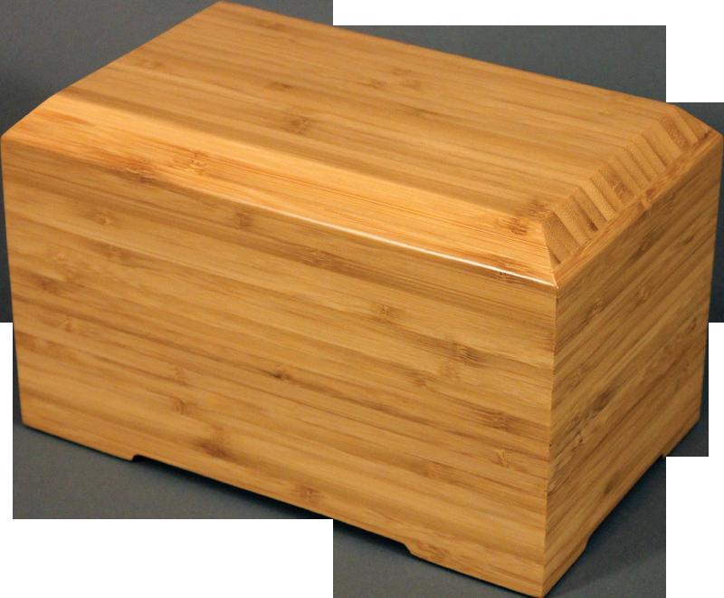 Tribute Bamboo Urn