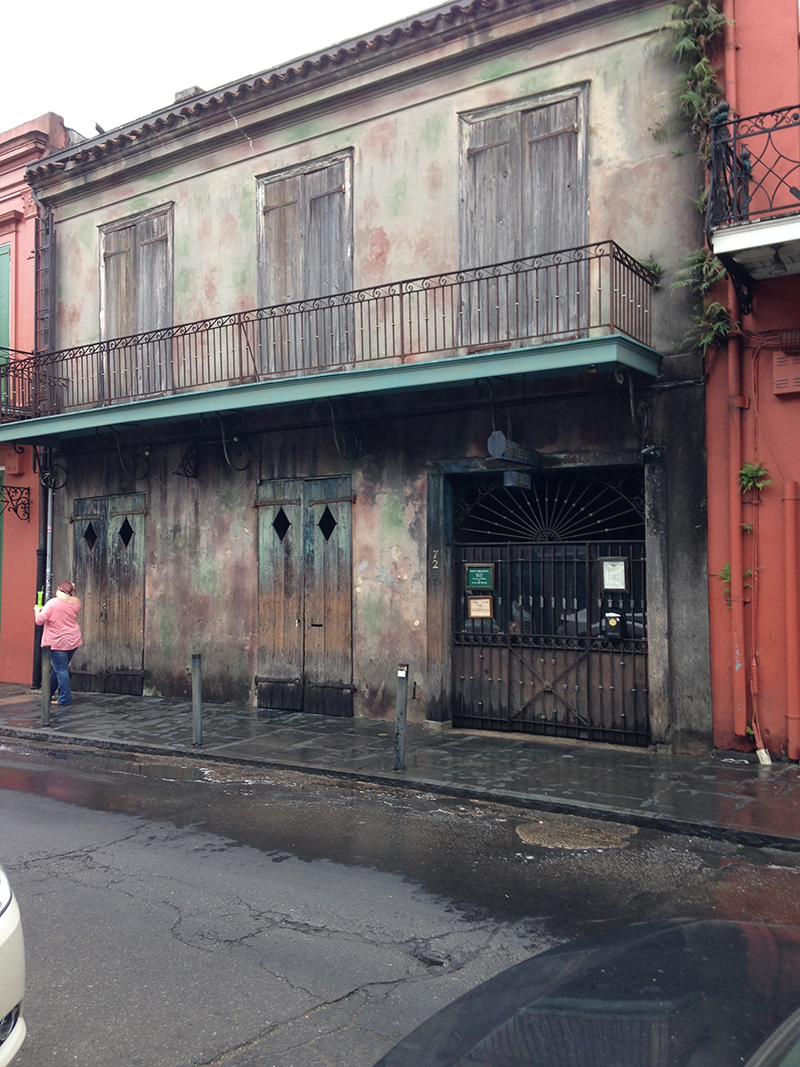 Preservation Hall, 726 St Peter St, French Quarter