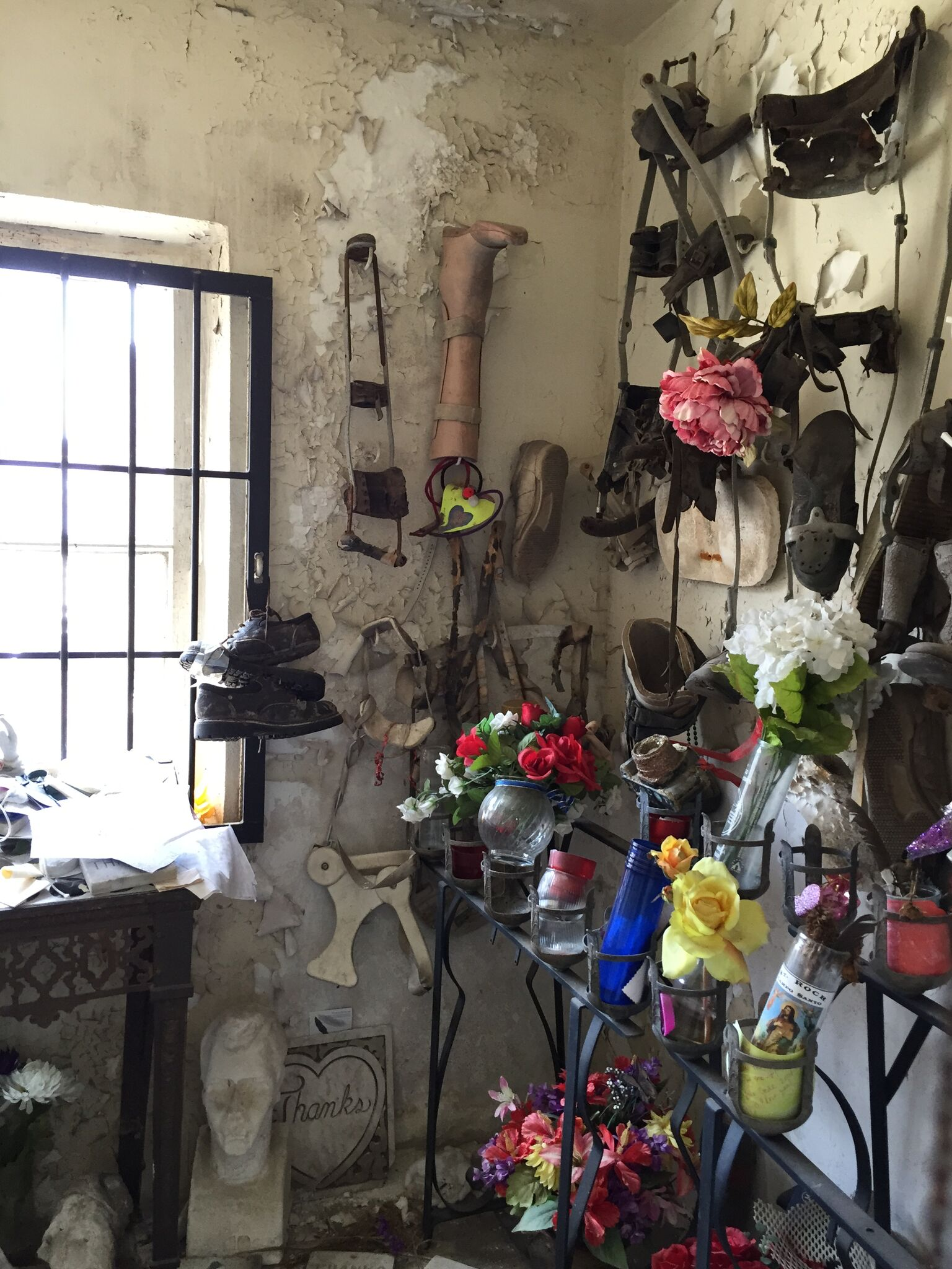 Thank You, St. Roch- St. Roch Cemetery