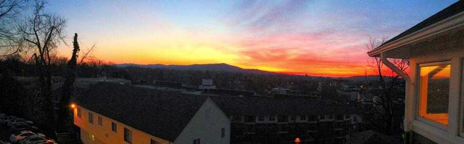 Stud Sunrise