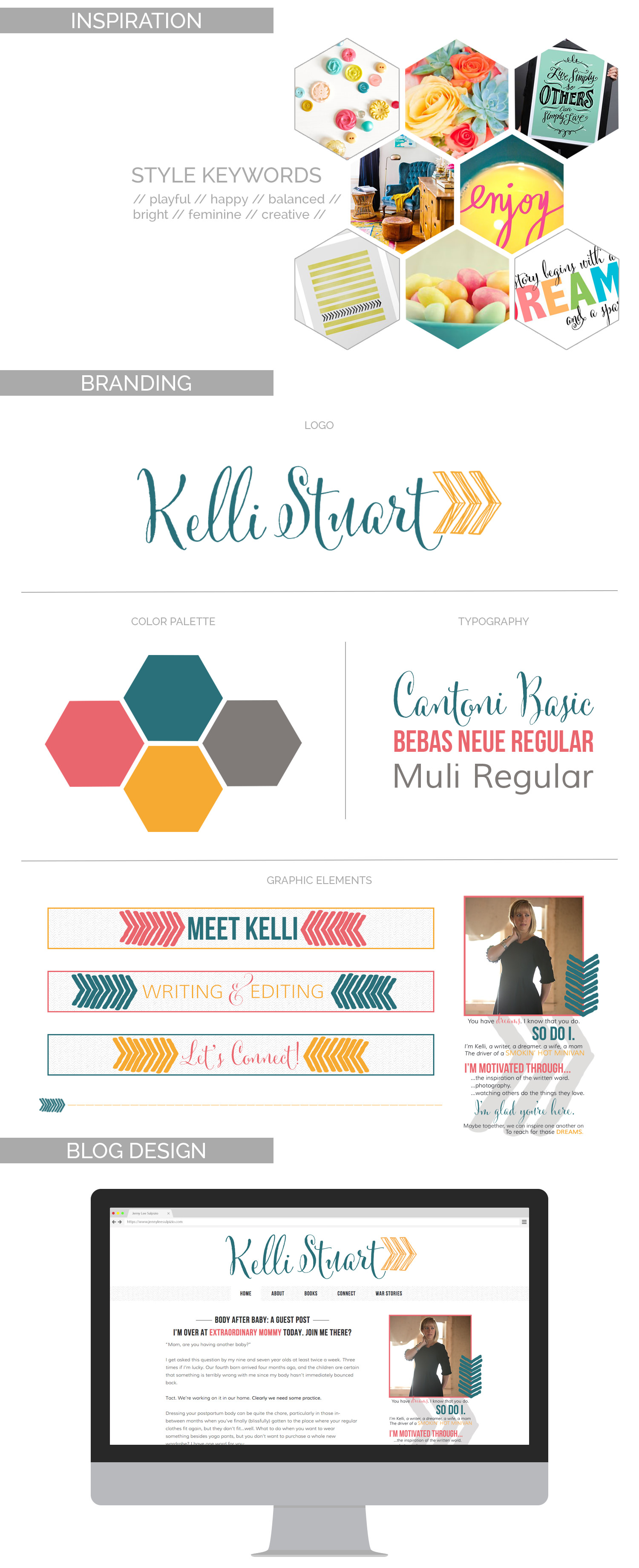 Kelli Stuart | Design and Development by Finding Eden Media
