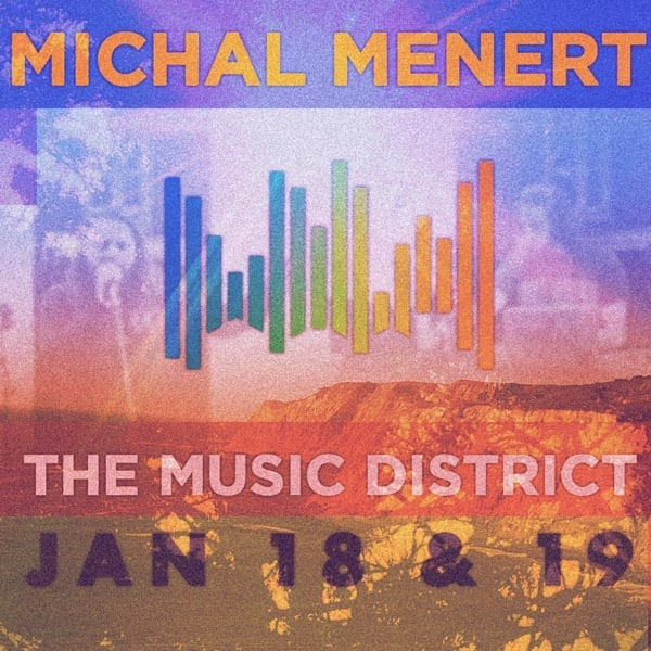 Coming up in January I'm going to be presenting some @ableton workshops at the @michalmenert academy in Fort Collins hosted by @themusicdistrict . Check out academy.menertmusic.com for more info!  #musicproduction #abletonlive #synthesis #musiceducation #shareknowledge #coloradoelectronicmusic #ableton