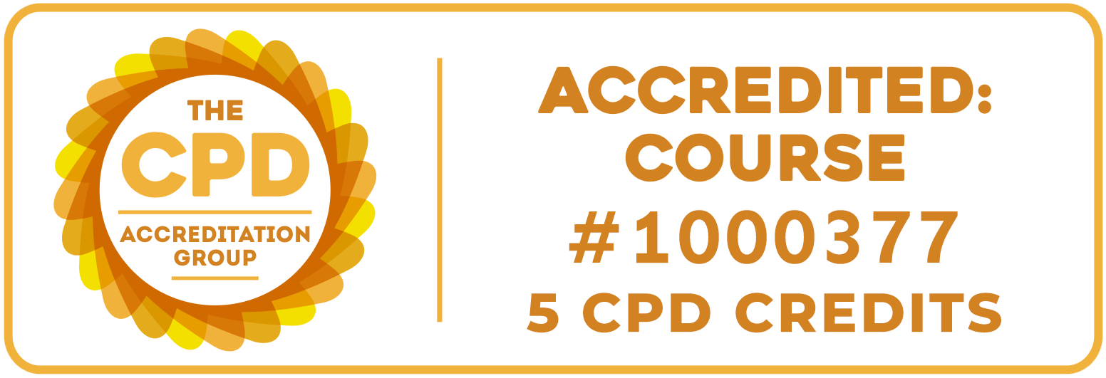 present with confidence cpd logo