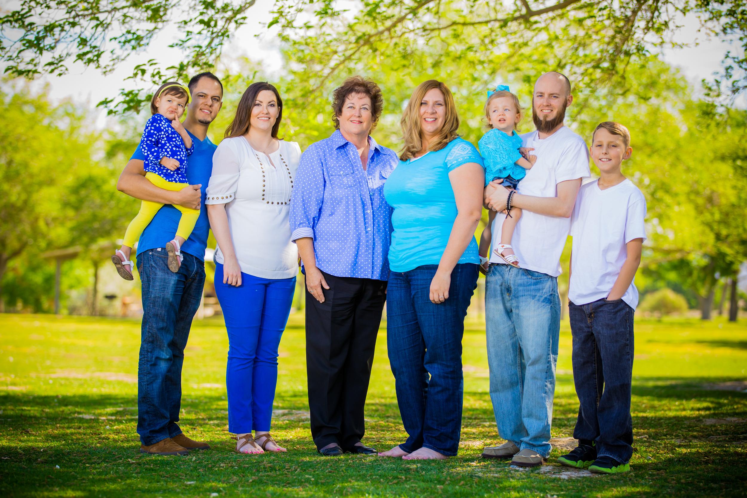 floyd Lamb Park Family Photos