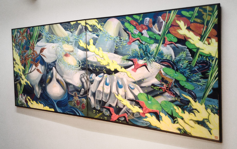 アナハバナシ展, Yoshinaga Koutaku