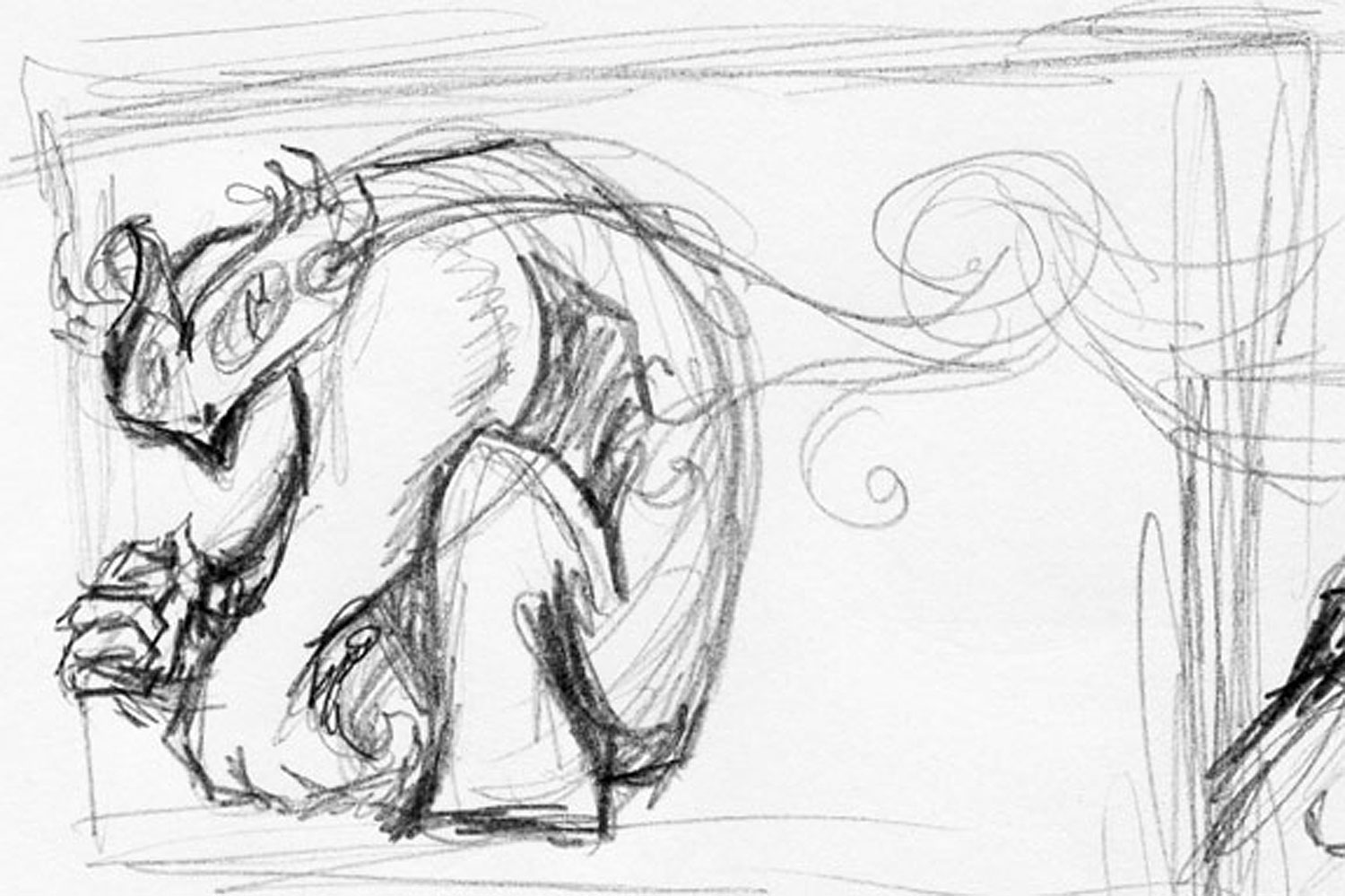 Work-in-Progress: composition sketches
