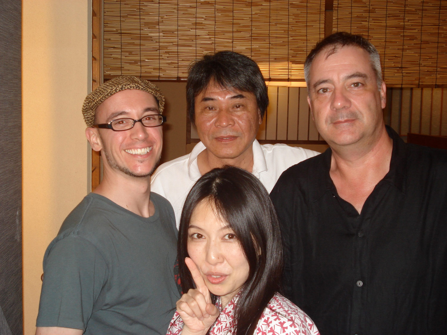Kirie of the World in Japan 2011