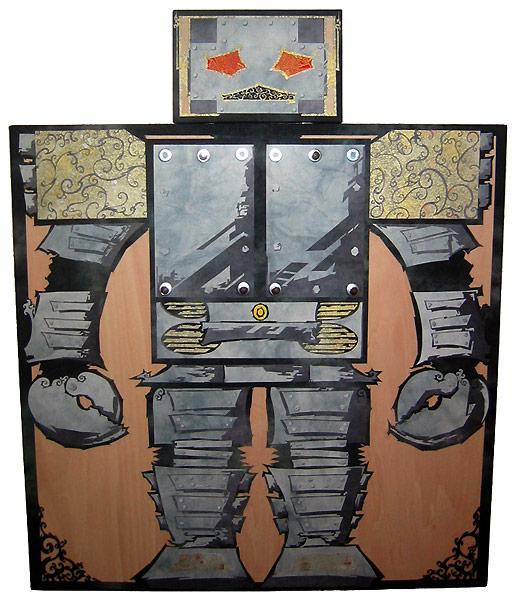 Giant Beastie Robo Machine (and His Cosmic Friends)!