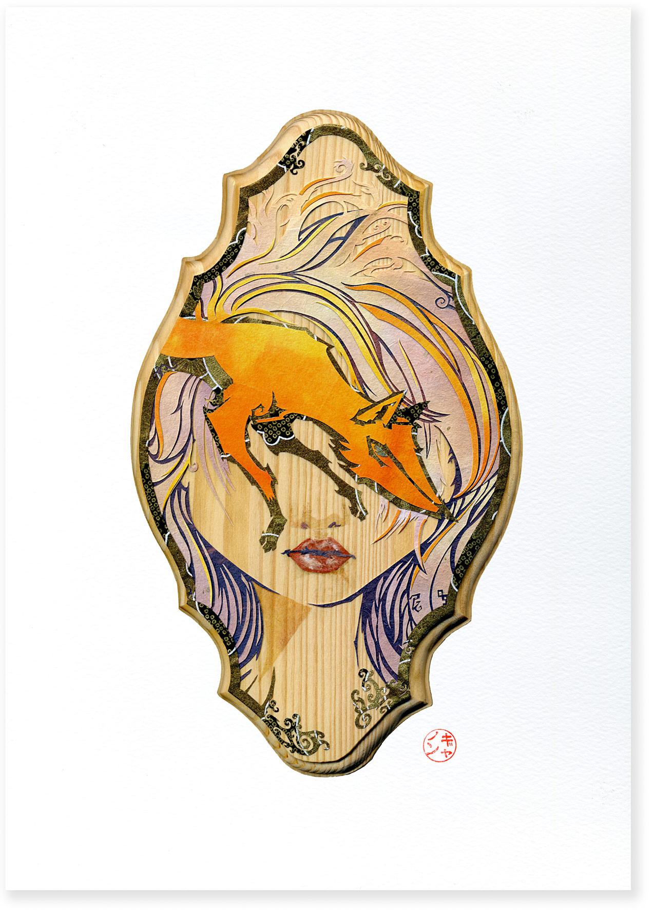ID No.21•Vixen / Inari