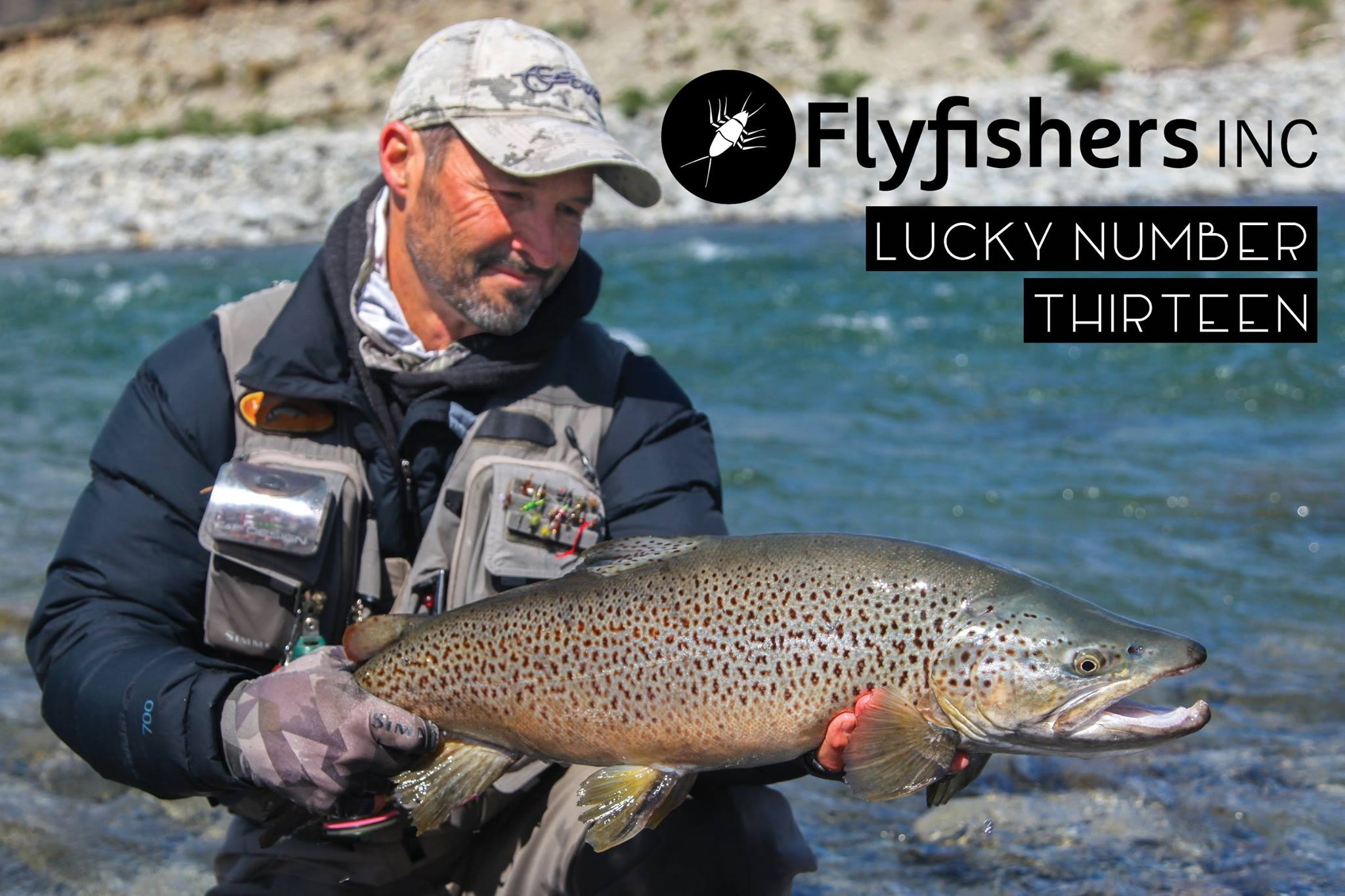 Merry Christmas all, here is our gift to you in the form of a new issue of Flyfishers Inc, lucky number 13! Hot off the press we have Mr Mike Kirkpatrick of Latitude Guiding on the cover showing us what an average fish looks like in his neck of the woods. Inside is the usual super high standard of photography and story writing from our manic mates plus plenty of new gear to check out for gift ideas leading up to the big day. Enjoy!