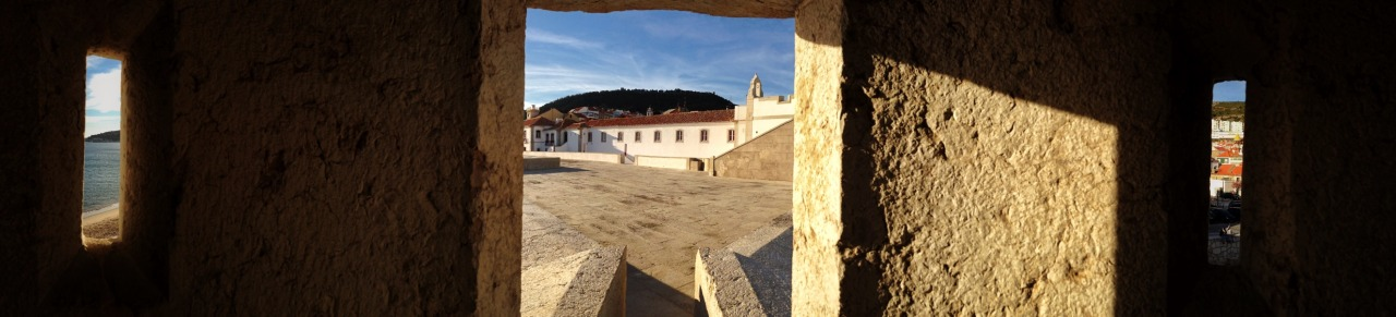29-03-2015 18:44:36  Forte de Santiago, Sesimbra, Portugal