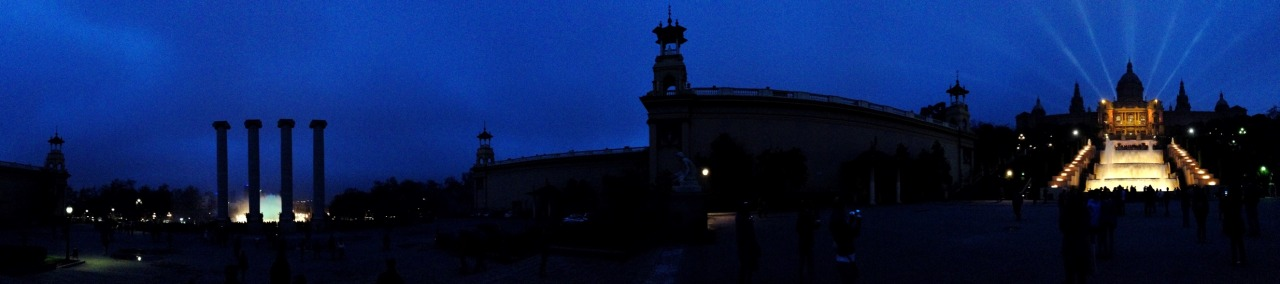 21-03-2015 19:19:47  Montjuïc, Barcelona, Catalonia