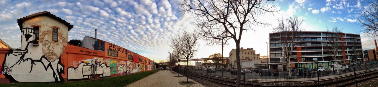 02-03-2015 18:04:08  Alcântara, Lisbon, Portugal