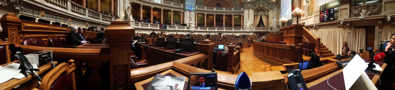 13-02-2015 11:36:56  Assembleia da República, Lisbon, Portugal