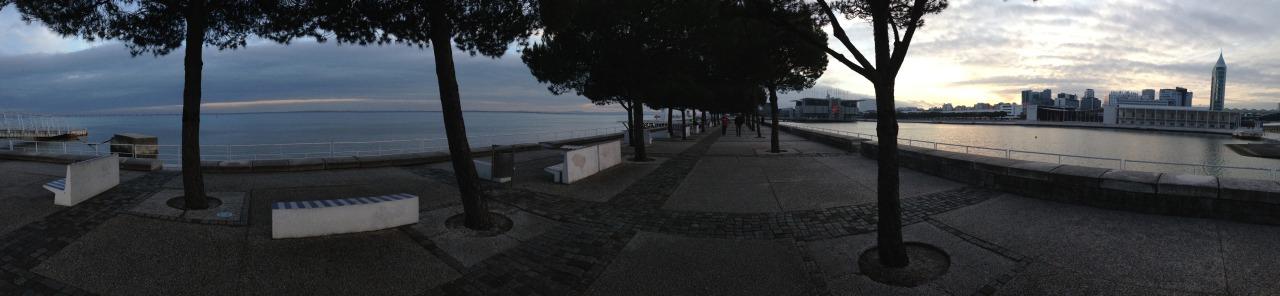 13-01-2015 17:14:15  Parque das Nações, Lisbon, Portugal