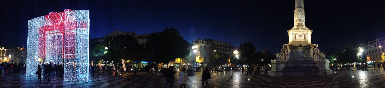 21-12-2014 17:54:11   Rossio, Lisbon, Portugal