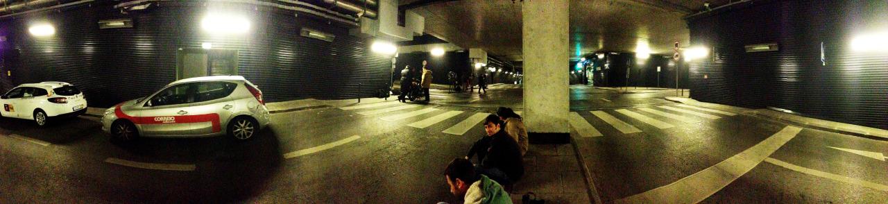 22-11-2014 19:43:06   Campus de Justiça, Lisbon, Portugal