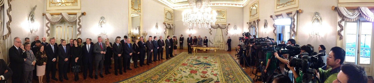 19-11-2014 12:00:34   Palácio de Belém, Lisbon, Portugal