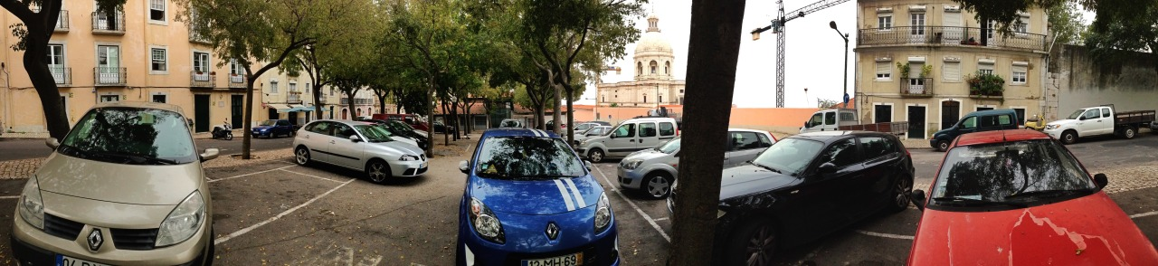 27-10-2014 16:32:54   Campo de Santa Clara, Lisbon, Portugal