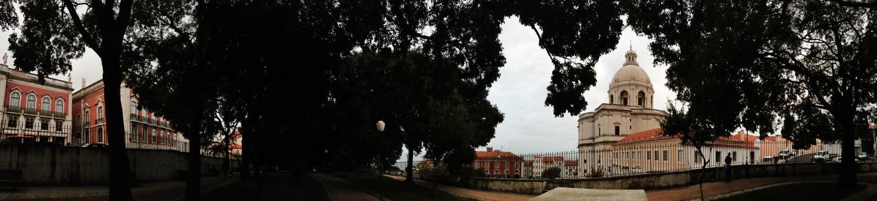 15-10-2014 18:43:36   Campo de Santa Clara, Lisbon, Portugal
