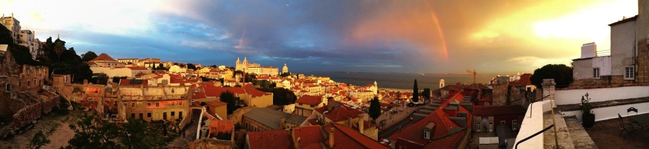 26-09-2014 19:20:45  Palácio Belmonte, Lisbon, Portugal