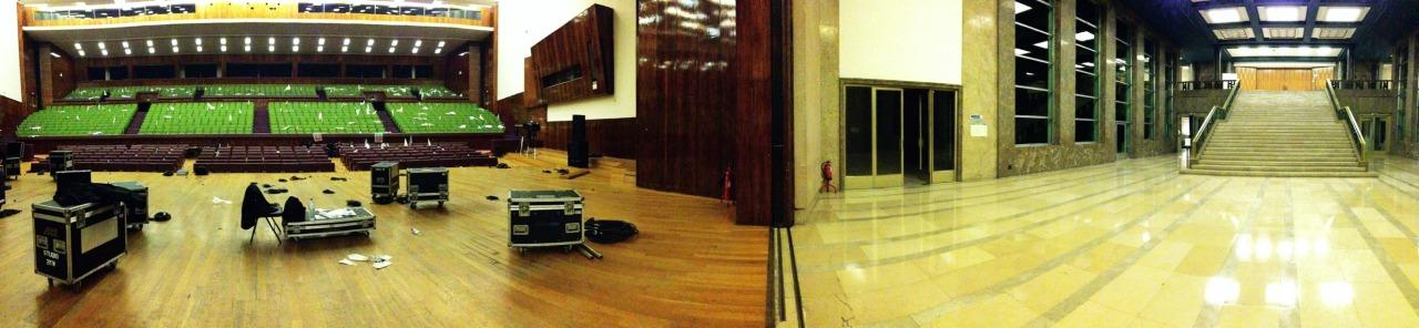 25-09-201423:50:33  Aula Magna, Lisbon, Portugal
