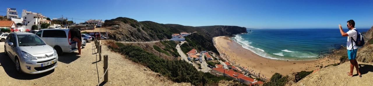 14-08-2014 12:06:05  Arrifana, Algarve, Portugal
