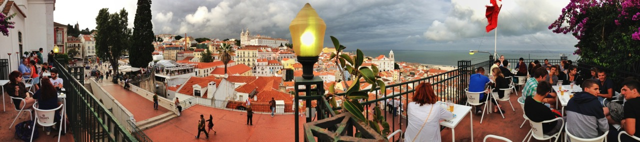 02-08-2014 19:29:46  Portas do Sol, Lisbon, Portugal