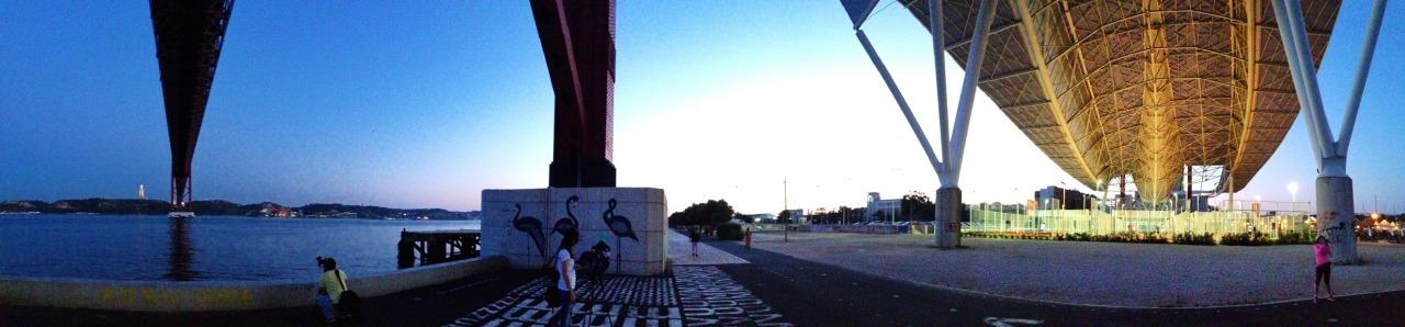 29-07-2014 21:09:58  Alcântara, Lisbon, Portugal