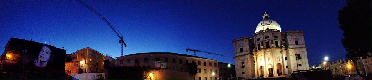 02-06-2014 21:35:49  Panteão Nacional, Lisbon, Portugal
