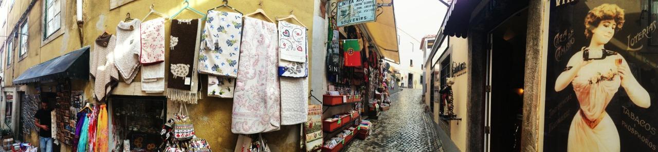 30-06-2014 18:45:29  Rua das Padarias, Sintra, Portugal