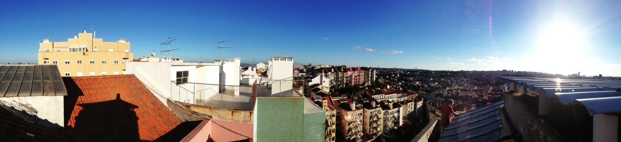 26-06-2014 19:44:43  Penha de França, Lisbon, Portugal