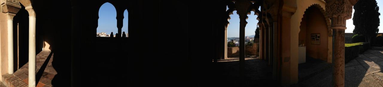 20-06-2014 19:33:06  Alcazaba, Málaga, Spain