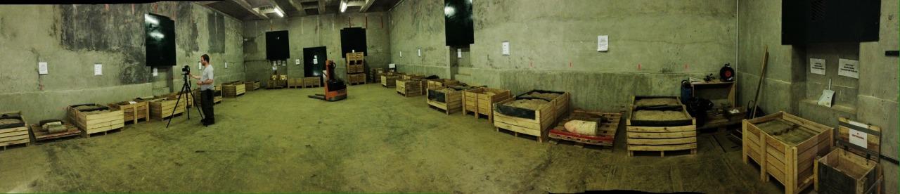 10-06-2014 17:06:14  Ressaincourt Ammunition depot, Moselle, France