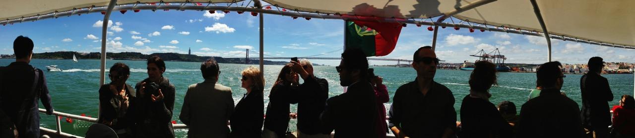 25-04-2014 15:21:46  Tagus, Lisbon, Portugal