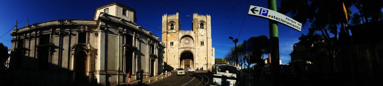 10-04-2014 18:19:42  Sé, Lisbon, Portugal