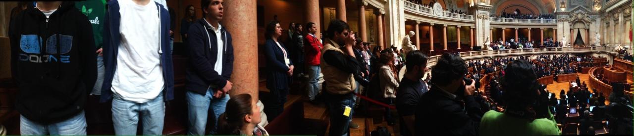 14-03-2014 12:22:00  Assembleia da República, Lisbon, Portugal