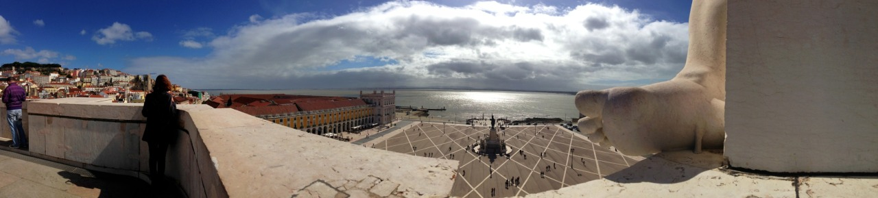 03-03-2014 12:08:19  Terreiro do Paço, Lisbon, Portugal