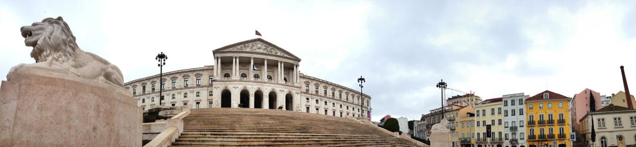 15-01-2014 12:11:55  Assembleia da República, Lisbon, Portugal